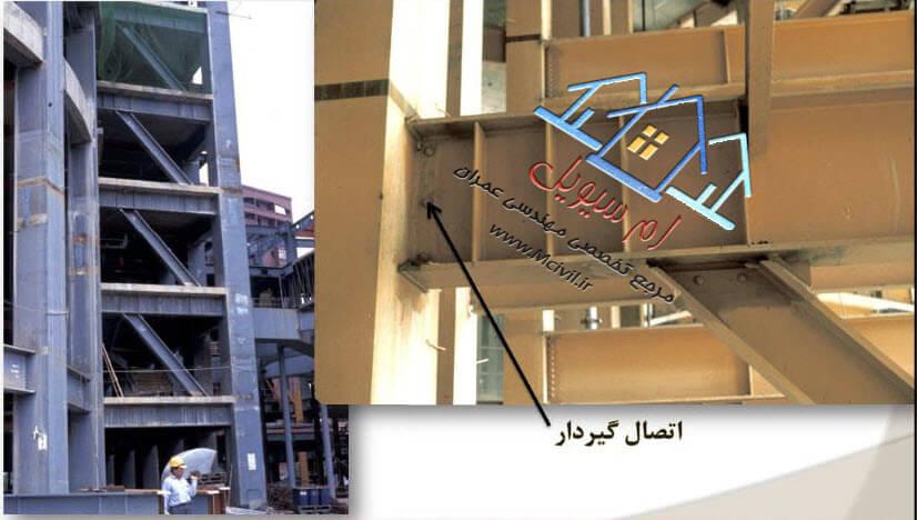 پاورپونت طراحی سازه های فولادی به روش حالات حدی