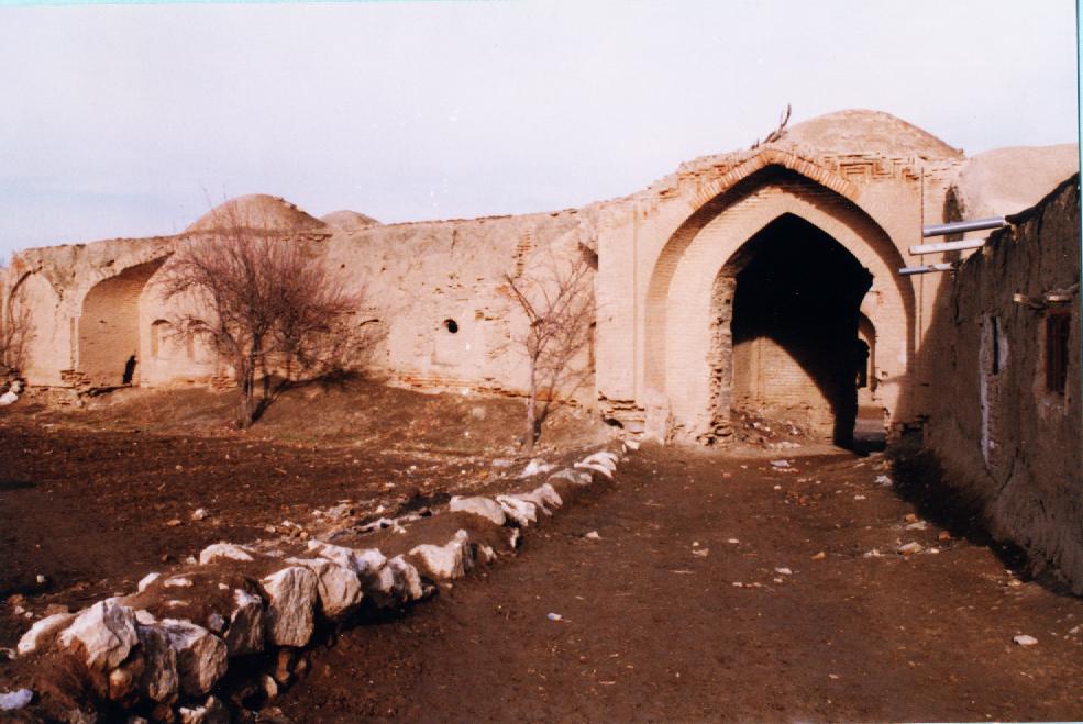 مستندسازی رباط سفید مشهد